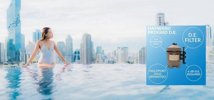 Hayward D.E 2420 ProGrid  Pool Filter Review