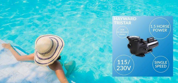 Hayward TriStar 1.5 HP Pool Pump W3SP3210X15 Review