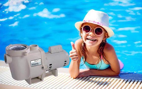 Pentair whisperflo pool pump 208-230v 2 hp
