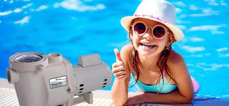 Pentair whisperflo pool pump 208-230v 2 hp review | Energy-efficient