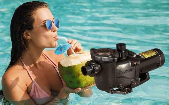 Hayward w3sp2310x15 maxflo xl pool pump 1.5 hp