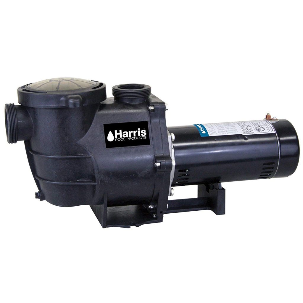 Harris H1572748 ProForce 1.5-HP In-ground pool pump