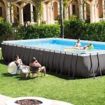 Intex above ground pools 32ft