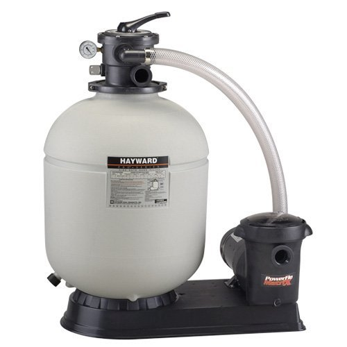 Hayward pro series sand filter system, 21 in filter with 1.5 hp matrix pump