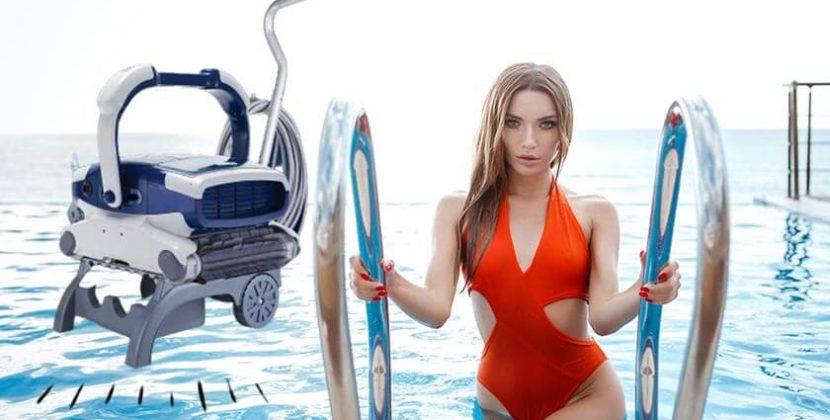 Aquabot Elite Robotic Pool Cleaner Reviews | 3 Yr Warranty