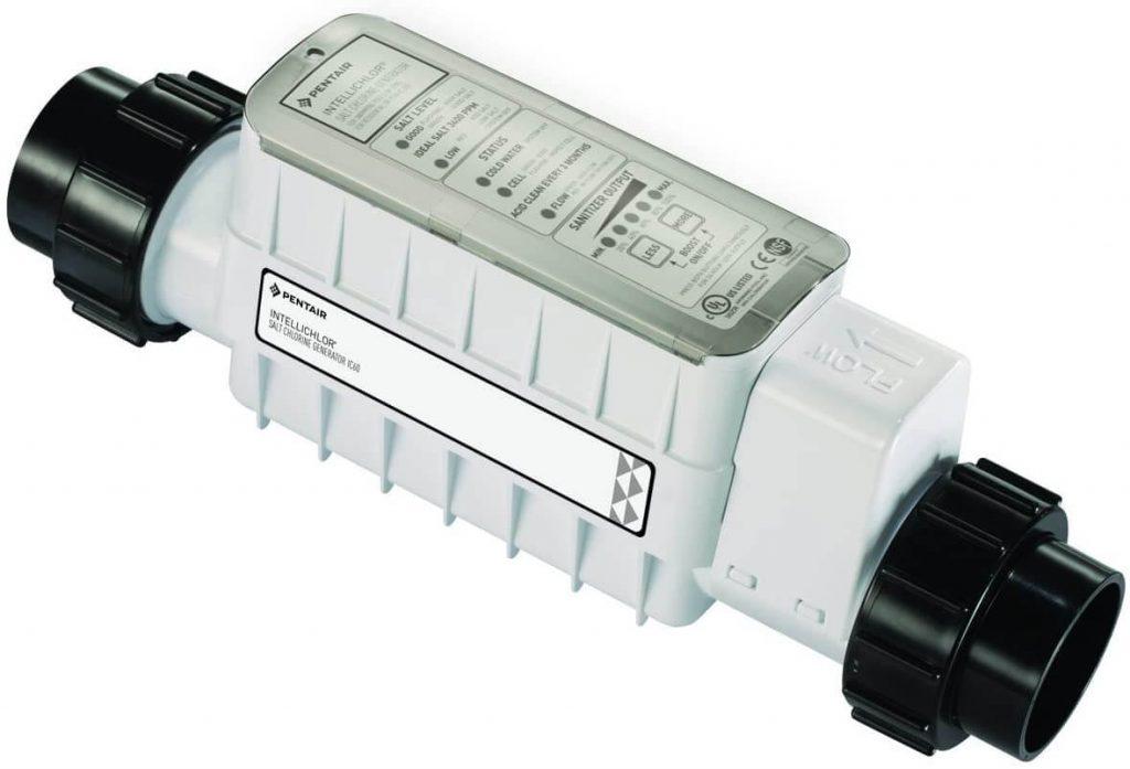 Pentair intellichlor salt chlorine generator 60,000 gallon complete system