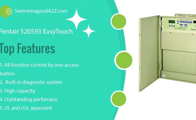 Pentair 520593 EasyTouch