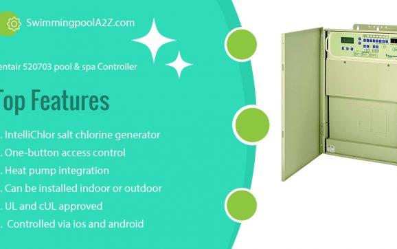 Pentair 520703 Pool & spa control system