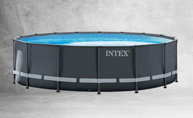 Intex xtr pool review