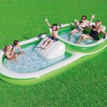 Bestway H2OGO Inflatable Family Outdoor Pool