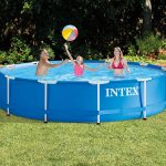 Intex 12ft above ground pools