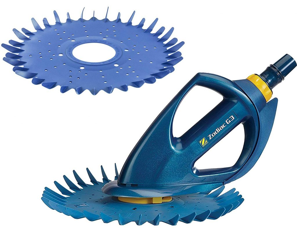 Baracuda G3 W03000 suction pool cleaner