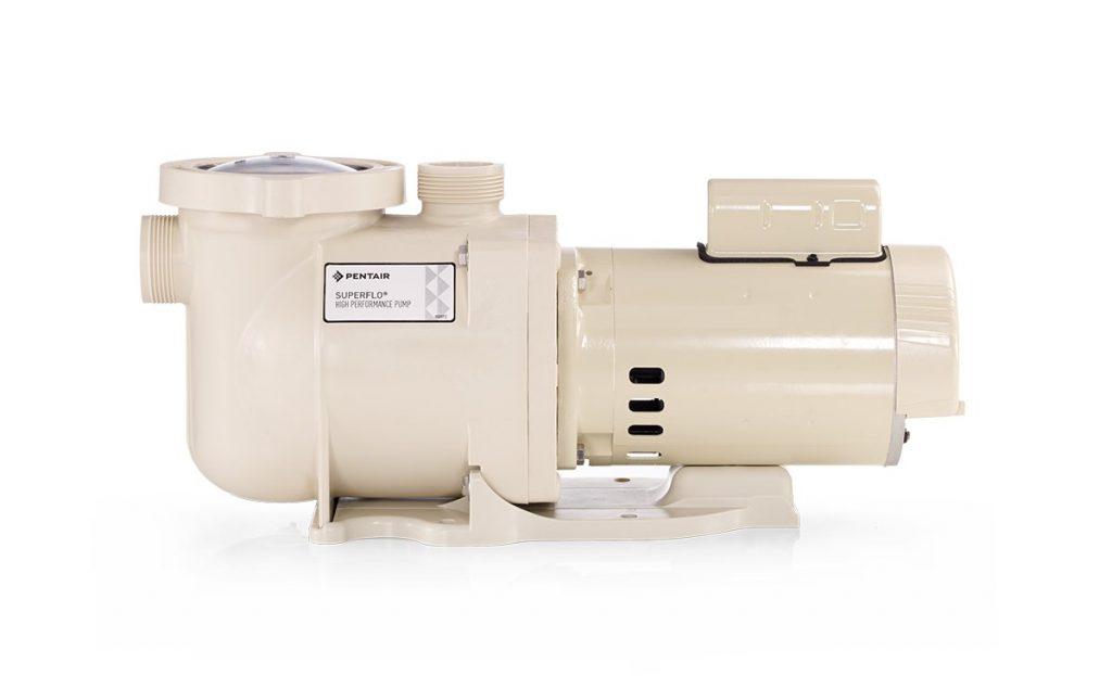 Pentair 340038 SuperFlow Pool Pump