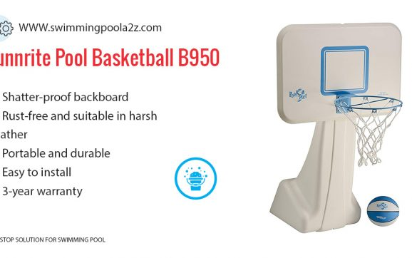 Dunnrite pool basketball B950