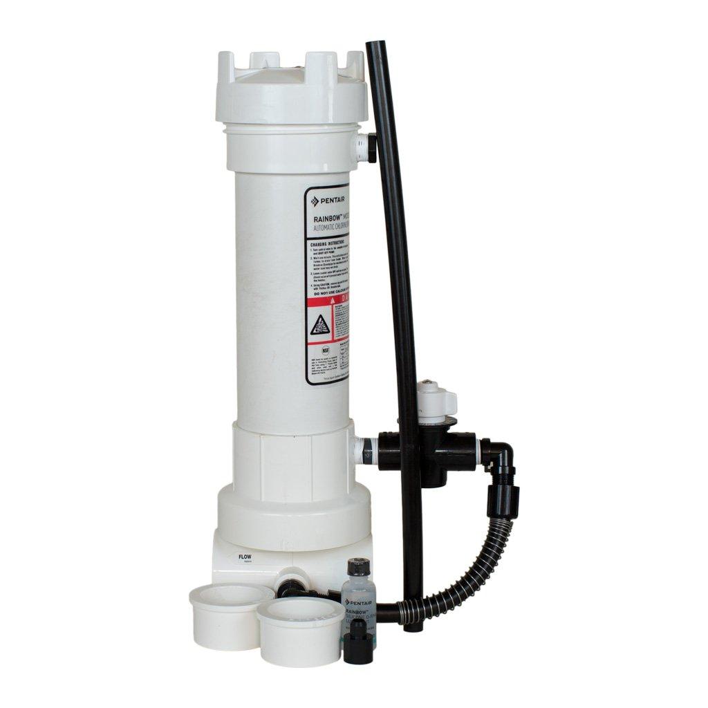 Pentair intellichlor R171096 Rainbow 320 automatic chlorine feeder