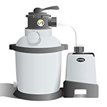 Intex Ultra sand filter