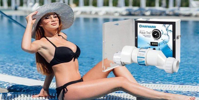 Hayward Aqua Trol RJ salt chlorine generator system reviews