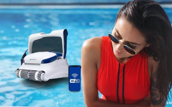 Dolphin sigma robotic pool cleaner reviews