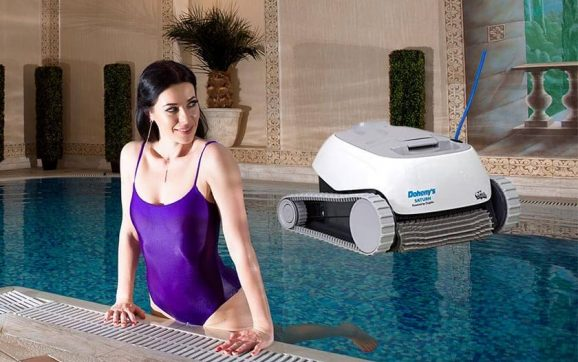 Dolphin Saturn pool cleaner reviews