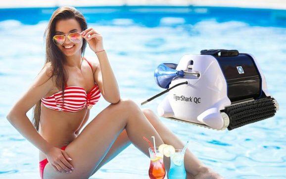 Hayward tigershark qc robotic pool cleaner reviews