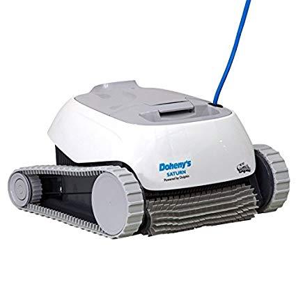 Doheny's Satun robotic pool cleaner