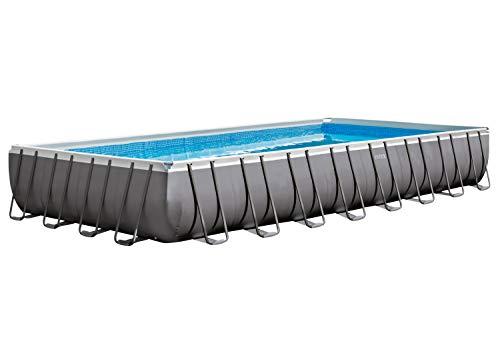 Intex rectangular pool 32ft Ultra Frame Pool