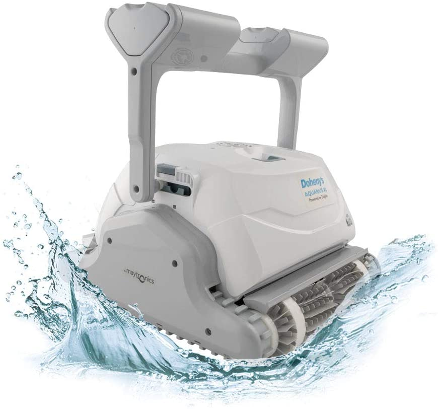 DOLPHIN Aquarius XL pool cleaner for inground swimming pool cleaner