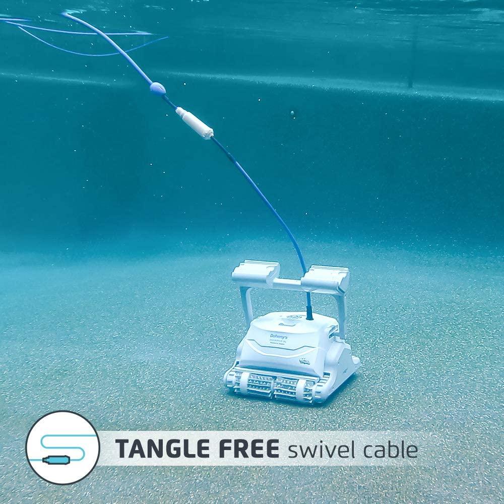 Maytronics DOLPHIN Aquarius XL pool cleaner with Wi-Fi