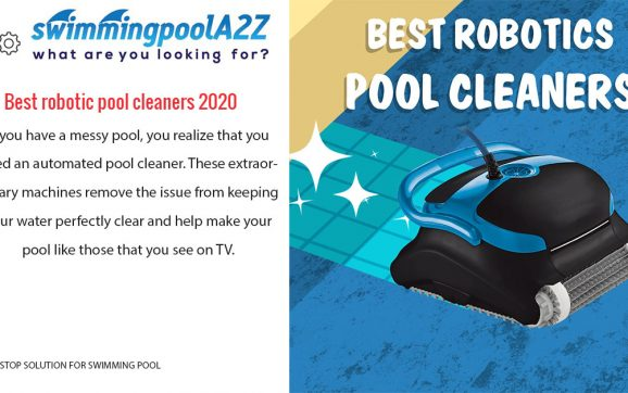 Best robotic pool cleaner featured