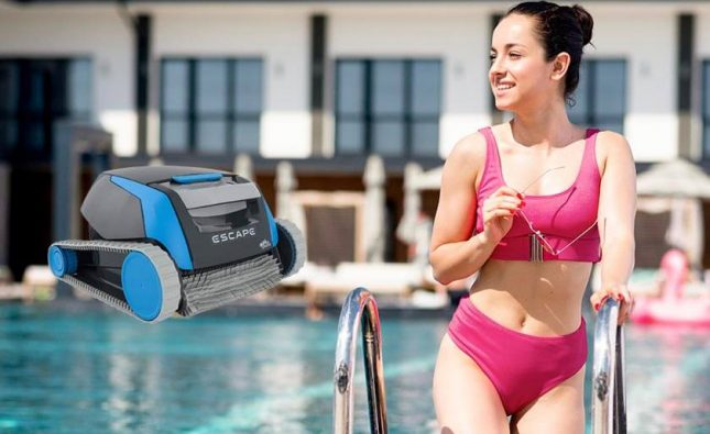 Dolphin escape robotic pool cleaner reviews