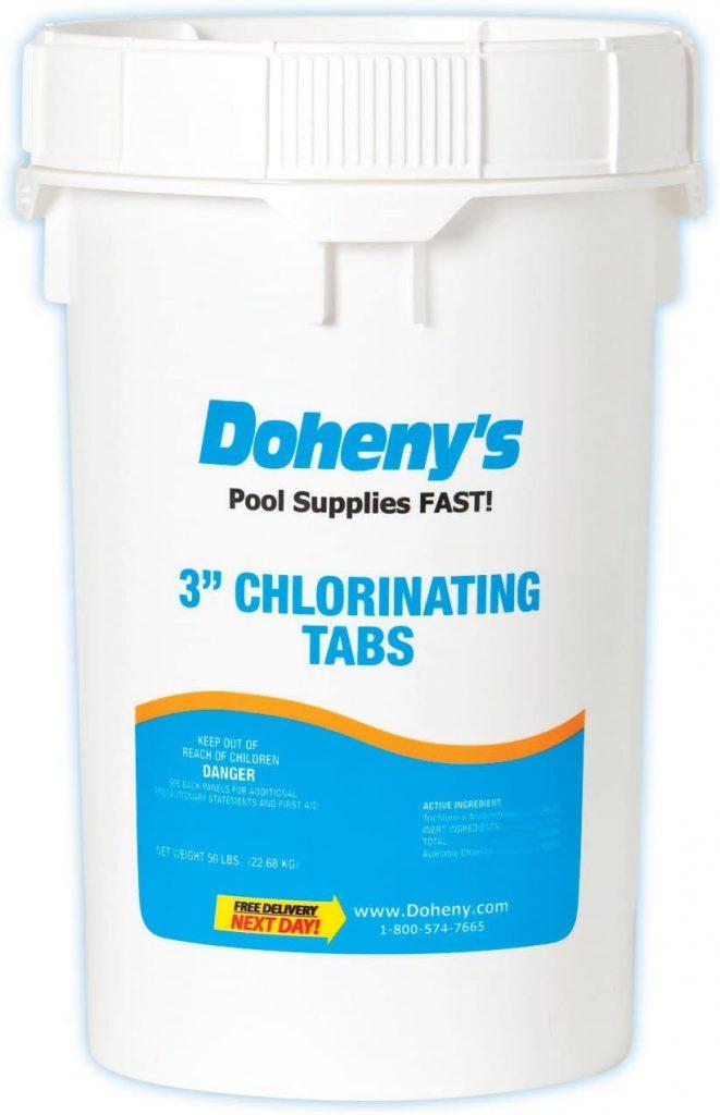 Best Chlorine Tablets