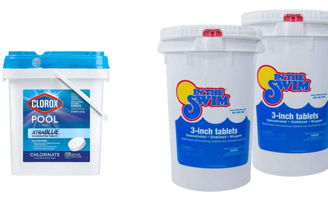 Best chlorine tablets featured