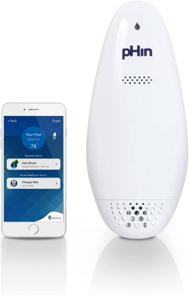 pHin Smart Water Care