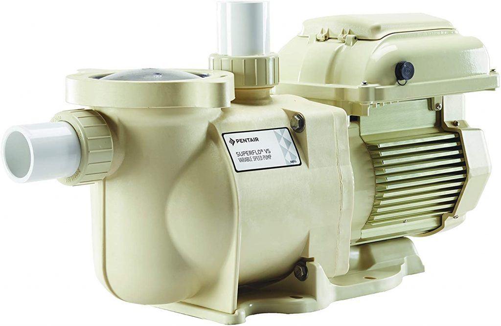 Best Variable Speed Pool Pump Pentair 342001
