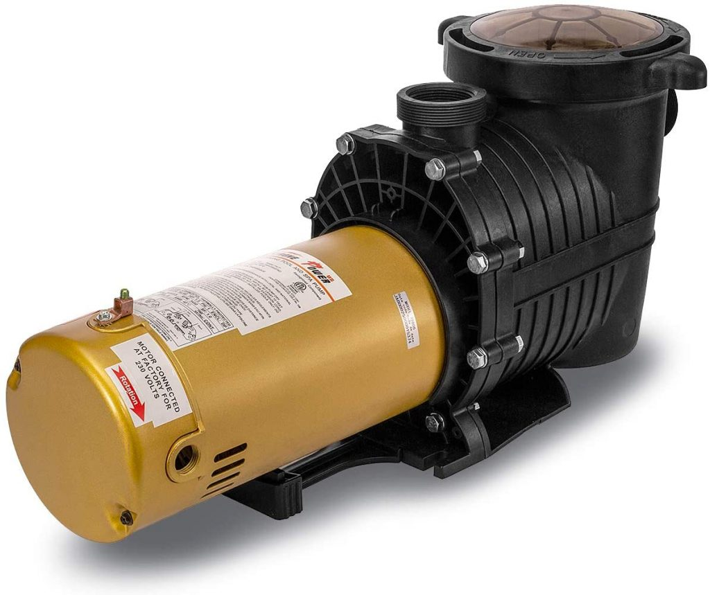 Best variable speed pool pump  XtremepowerUS 1.5