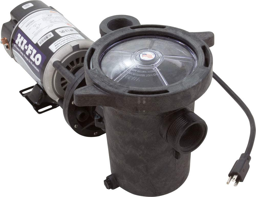 best above ground pool pump