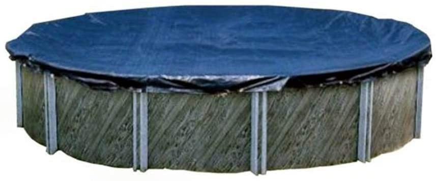 winter pool cover 28 ft round
