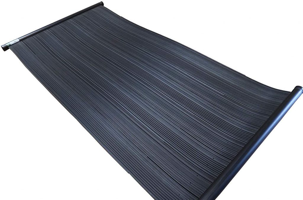 solar pool heater above ground