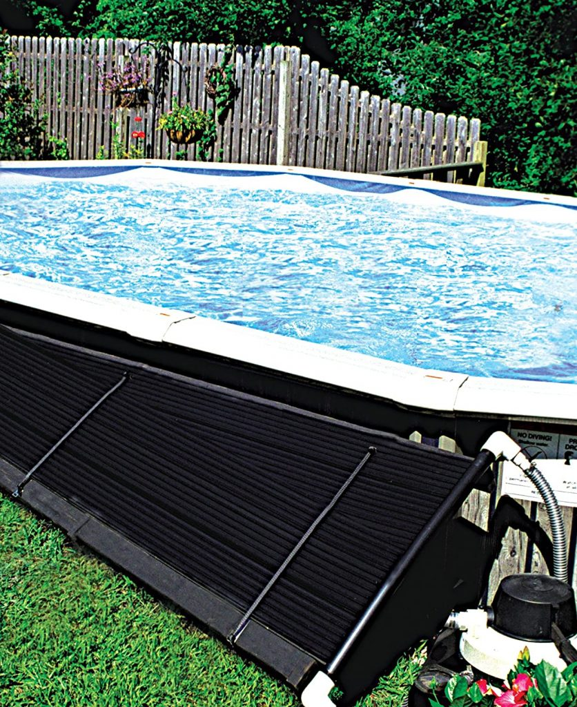 heater above ground pool