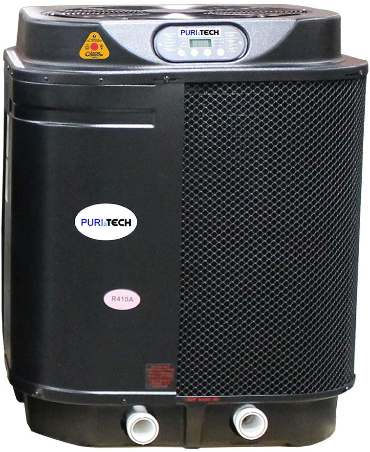 pool heat pump heater