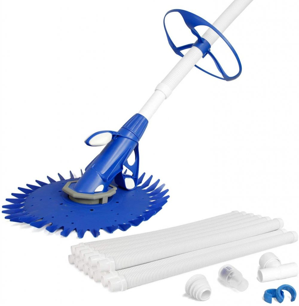 pool suction side cleaner