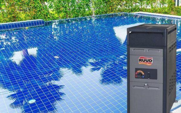 Ruud 014820 0-4999 ft. rheem pool heater