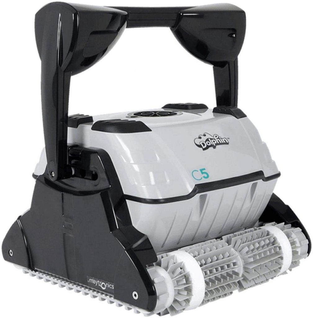 Dolphin C5 robotic pool cleaner review