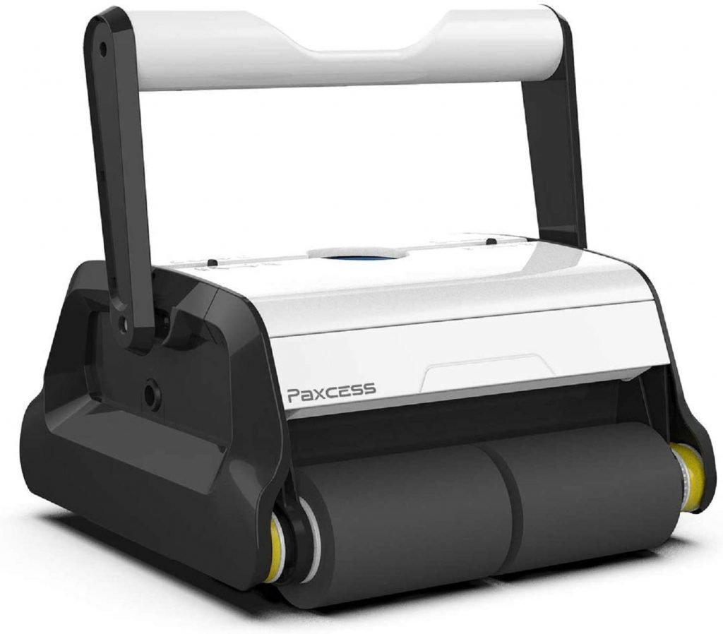 PAXCESS Wall-Climbing Automatic Pool Cleaner review