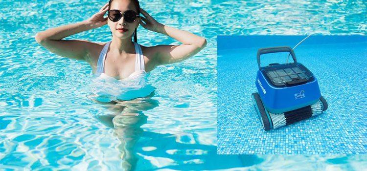 Why Blue Wave NE9865 Meridian Robotic Pool Cleaner unbeatable?