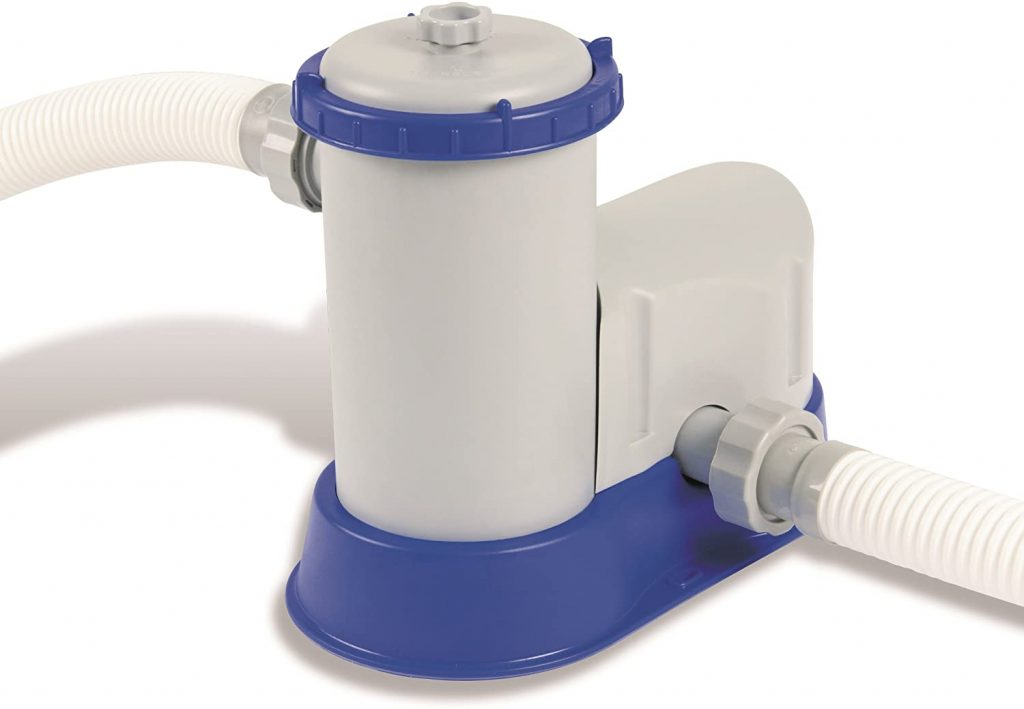 Bestway Flow Clear 1500 GPH Above Ground Swimming Pool Filter Pump