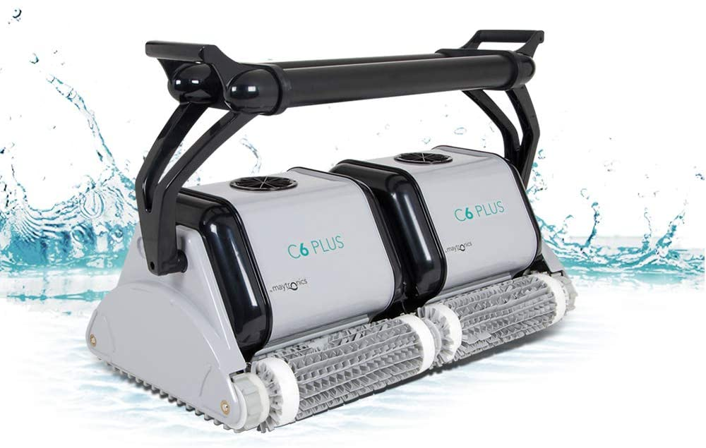 Dolphin C6 Plus robotic pool cleaner review