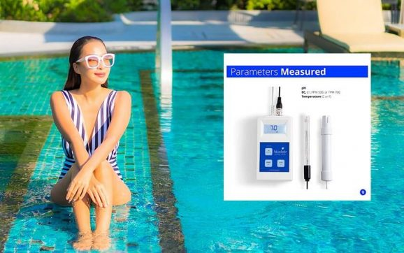 Bluelab METCOM Combo Meter for pH