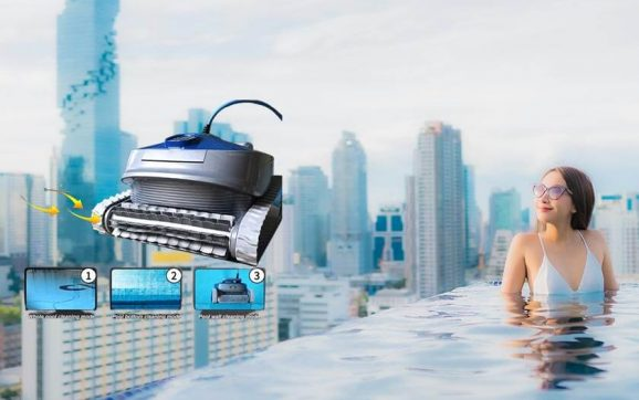 Keenso Swimming Pool Cleaner