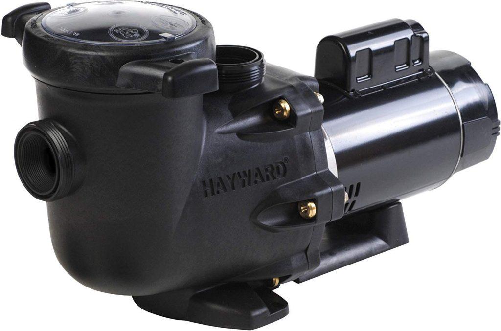 Hayward tristar max-rated pump 1.5 hp